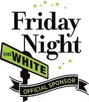 Friday Night White Sponsor