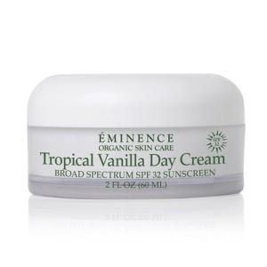 tropical vanilla daycream