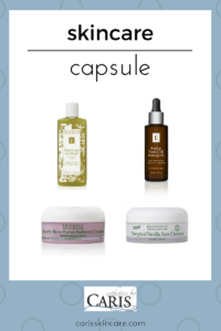 skincare capsule