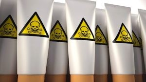 toxic skincare products