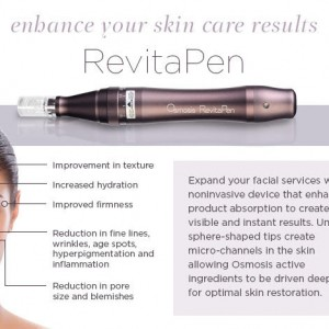 RevitaPen the no needling alternative to microneedling in Wake Forest NC