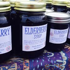 elderberry syrup 16 oz
