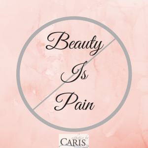 beauty is not pain