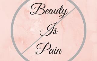beauty is not pain